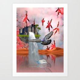 Pidge has been... Art Print