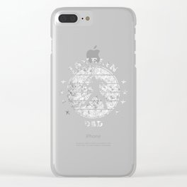 Javelin Dad I  Javelin Thrower Gift Clear iPhone Case