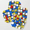 Mondrian Style 2 by kaleiopestudioleggings