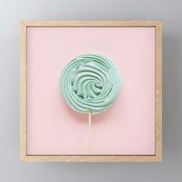 Lollipop Framed Mini Art Print