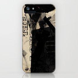 Bluff sv iPhone Case