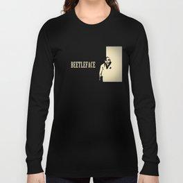Beetleface Long Sleeve T-shirt