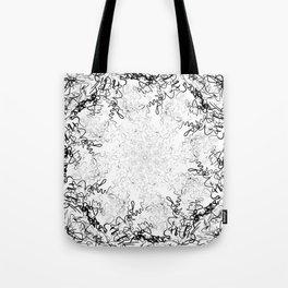 Synesthesia: Bad at Love (Halsey) Tote Bag