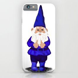 Hangin with my Gnomies - Thumbs Up iPhone Case