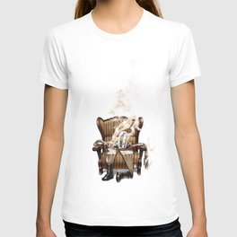 The Ghost in the Shell T-shirt