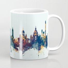 Helsinki Finland Skyline Coffee Mug