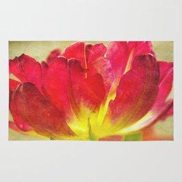 Tulips Make Me Happy Rug