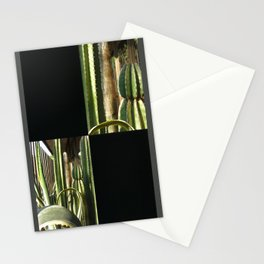 Cactus Garden Blank Q2F0 Stationery Cards