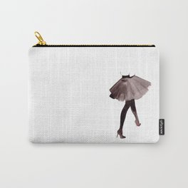 High heels - watercolor illustration Carry-All Pouch