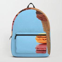 MACARONS ICE CREAM Backpack