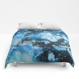 Stormy Waters Comforters