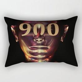 Day 0900 /// NINE HUNDRED WHAT UP Rectangular Pillow
