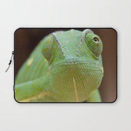 Chameleon Face Laptop Sleeve
