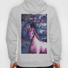super unicorn galaxy Hoody