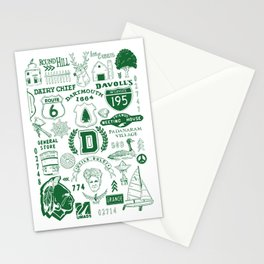 Dartmouth Massachusetts Print Stationery Cards