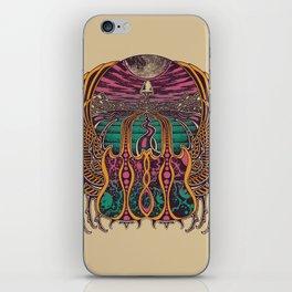COSMIC SCARAB iPhone Skin