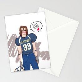 Tim Riggins - Friday Night Lights Stationery Cards