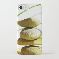relax iPhone & iPod Cases featuring Relax  by Tanja Riedel