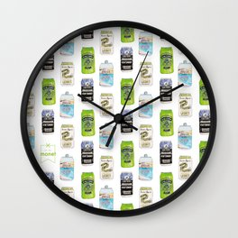 Sydney Tinnies Wall Clock