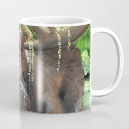 Moose on the loose Coffee Mug