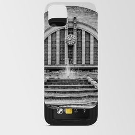 Union Terminal iPhone Card Case