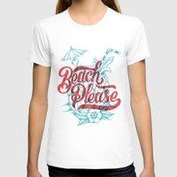beach T-shirts featuring Beach Please by CaliDoso