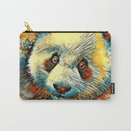 AnimalArt_Panda_20170601_by_JAMColorsSpecial Carry-All Pouch