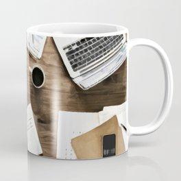 Business Work Table Coffee Mug