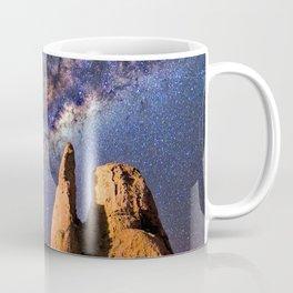 Night sky iii - galaxy Coffee Mug