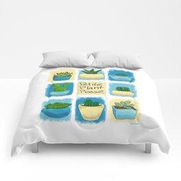 Petite Plant Posse Comforters