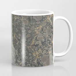 Marbled Endpaper Coffee Mug