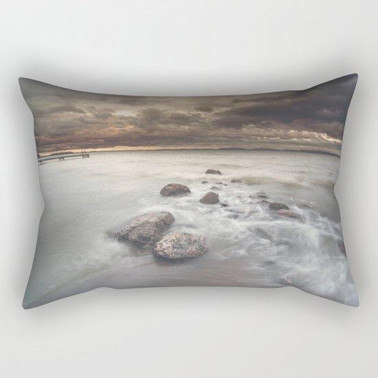 Distress signal Rectangular Pillow