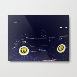 Sidecar, Please Variant Metal Print