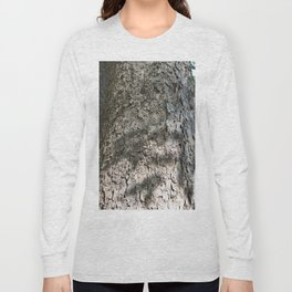 Sycamore Tree Bark Long Sleeve T-shirt