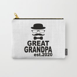 Grandpa 2020 Carry-All Pouch