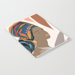 Women with the Turbans Notebook