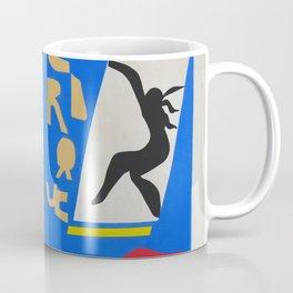 Henri Matisse - The Circus (Jazz) Henri Matisse 1947 - Original Artwork Reproduction Coffee Mug