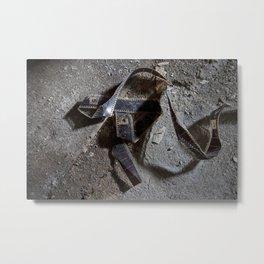 Film Metal Print