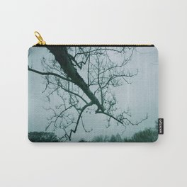 Gray Skies Carry-All Pouch