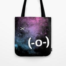 Typospacechase Tote Bag