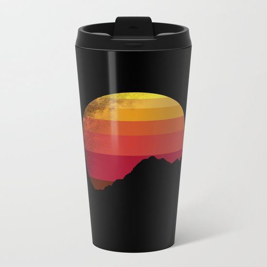 sandstorm Metal Travel Mug