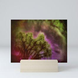 Cosmic Illusions Mini Art Print