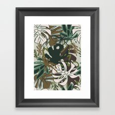BUNGALOW Framed Art Print