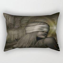 """""""Awareness"""" Rectangular Pillow"""