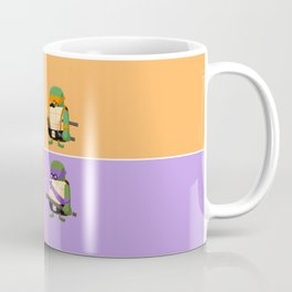 Turtles in Disguise Coffee Mug