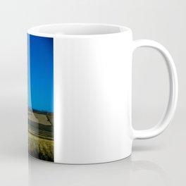 Where the plains meet the Rockies  Coffee Mug