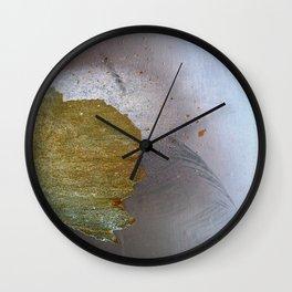Urban Abstract 114 Wall Clock