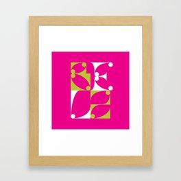 [ jingle ] belz Framed Art Print