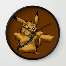 Poké Wars Wall Clock
