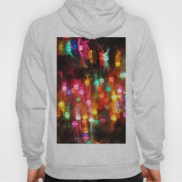 Party Twinkle Lights Hoody